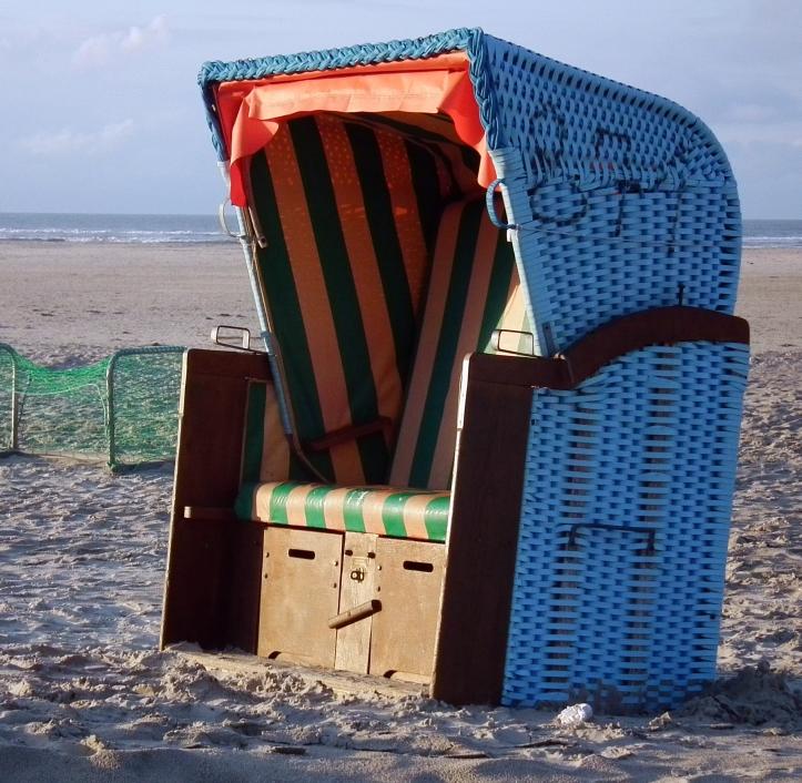 Strandkorb-juist